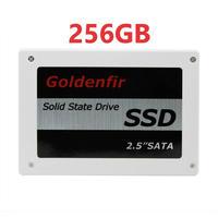 パソコン 遅い SSD Goldenfir 256GB SATA 2.5インチ NAND 価格最安!