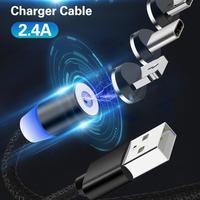 マグネット 充電  ケーブル iPhone Micro USB Type-c  Posugear 3タイプ