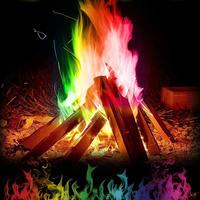 キャンプファイヤー サプライズ MAGIC FIRE マジックファイア