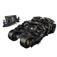 レゴ 76023 スーパーヒーローズ バットマン ザ タンブラー 互換品