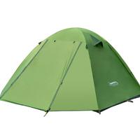 DesertFox アウトドア  キャンプ テント 二重層テント 3-4人