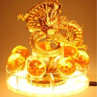 シェンロン 神龍 ドラゴンボール フィギュア LED ナイトライト