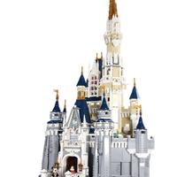 レゴ互換 ディズニー プリンセス シンデレラ城  LEGO互換品