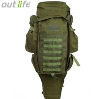 Outlife バックパック 大容量 60L キャンプ ハイキング 旅行