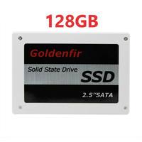 パソコン 遅い SSD Goldenfir 128GB SATA 2.5インチ NAND 価格最安!
