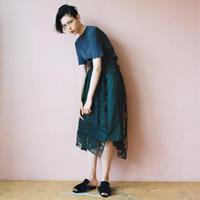 Knit Docking Dress