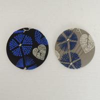 marbleSUD(マーブルシュッド) MARBLE ミニミラー 刺繍   097M049183