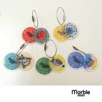 marbleSUD(マーブルシュッド) キーホルダー3  096F049209