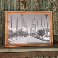CALIFORNIADAYS./CA STREET.(A4サイズ)