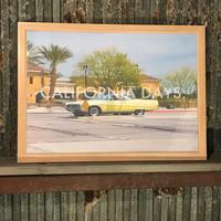 CALIFORNIADAYS./GENTLEMAN'S YELLOW CAR.(A1サイズ)