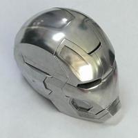 アイアンマン MK42 ヘルメット 1/1 金属製