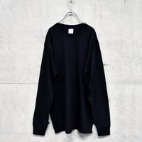 Supreme long sleeve tee black