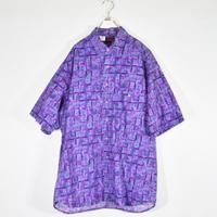 90's Maui 総柄S/Sシャツ