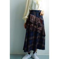 Tartan check design skirt