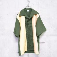 70s 2tone Bowling shirt
