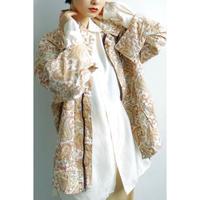 creamy white silk shirt