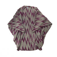 80's design cotton cardigan