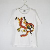 Vivienne  Westwood 龍×蛇  Tee/T-0036