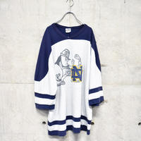90s Notre Dame football tee