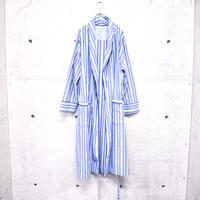 NAUTICA cotton stripe gown