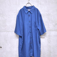 S/S poly rayon BIG shirt
