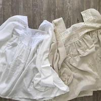 ●sale●デコルテlace blouse (mama)