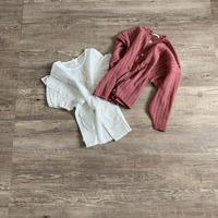 BienaBien pink cardigan