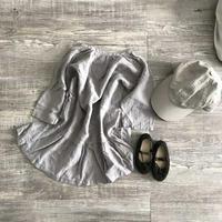 ●sale●裾切り替えlong OP