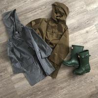 ●sale● simple design rain coat