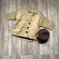 中綿design coat