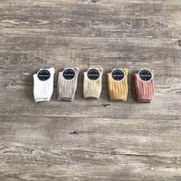 5 shades of colors socks set