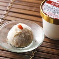 紹興酒のアイスクリーム 4個セット