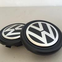 VW ロゴ ホーンボタン