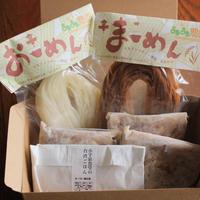 【クール便発送】【冷凍】台湾汁あえ麺セット(奈良「まぁまぁ農園」さんの無農薬米麺&滷肉飯(ルーロー飯)の素)