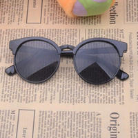 【Kids】round sunglasses