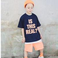 シンプルロゴ ティシャツ