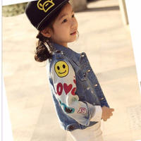【Kids 】denim jacket