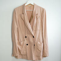 dries van noten double jacket