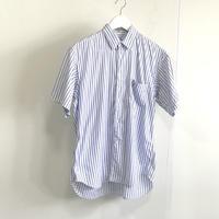 comme des garçons shirt made in Flance stripe shirt