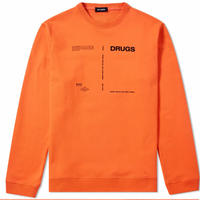 新品 raf simions 2018aw sweat red XS
