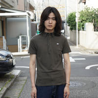 LACOSTE polo shirt olive green