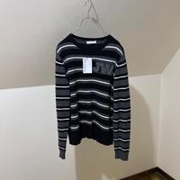 新品 2018aw jw anderson knit black L