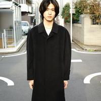 vintage angla wool coat