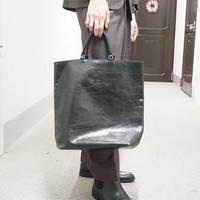 HIROF bridle leather bag