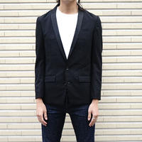 ato narrow lapel tailored jacket
