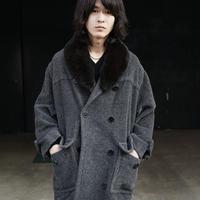 CELINE boa coat