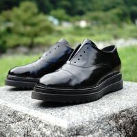 新品 Made in Italy platform shose41