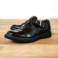 新品 Made in Albania leather dress sandals