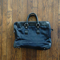 paul smith nylon×leather briefcase