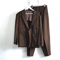 y's for men set up suit
